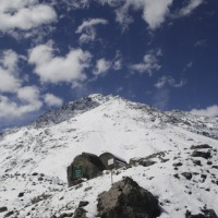 Traversee de la Cordillere des Andes